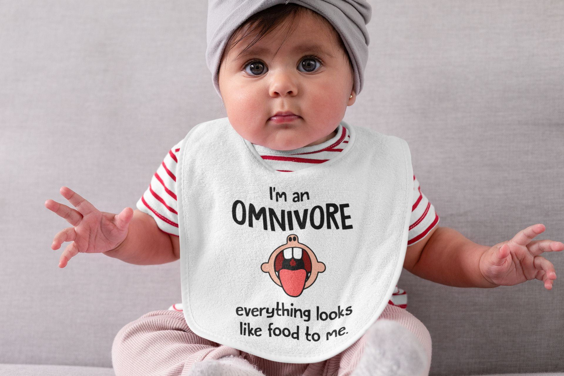 I'm an Omnivore